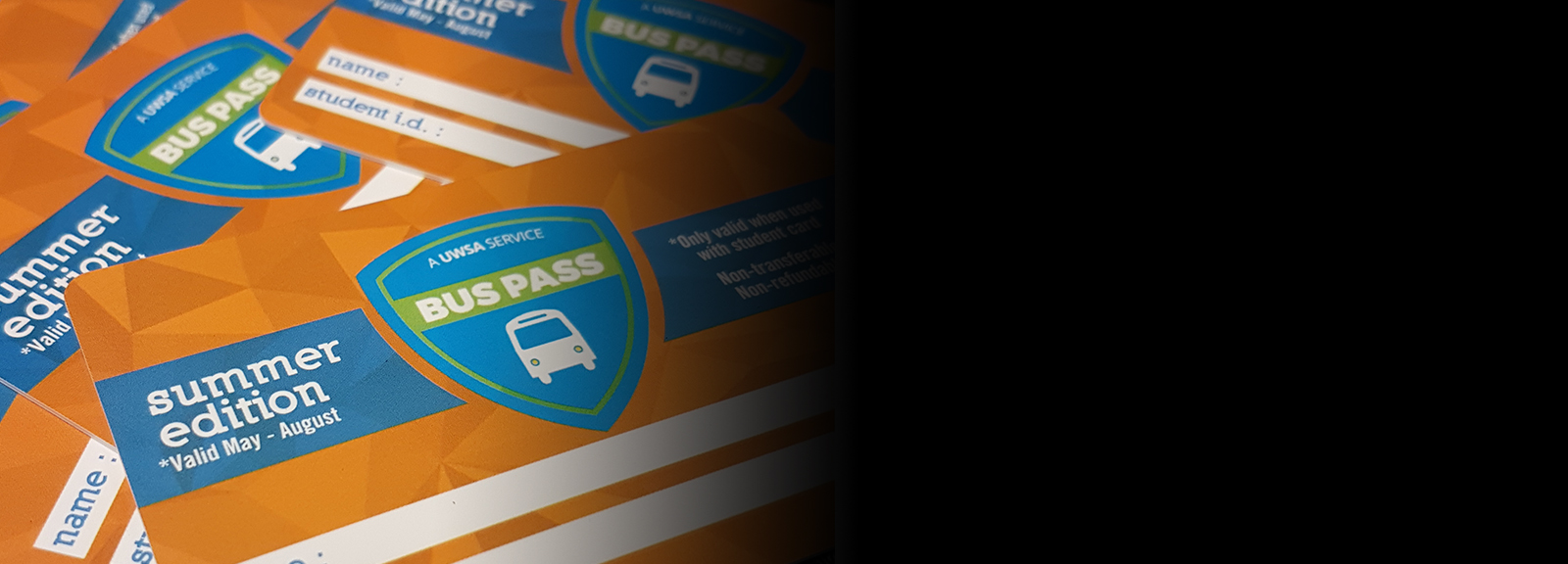 <span>Pick Up your</span><br/>Bus Pass!