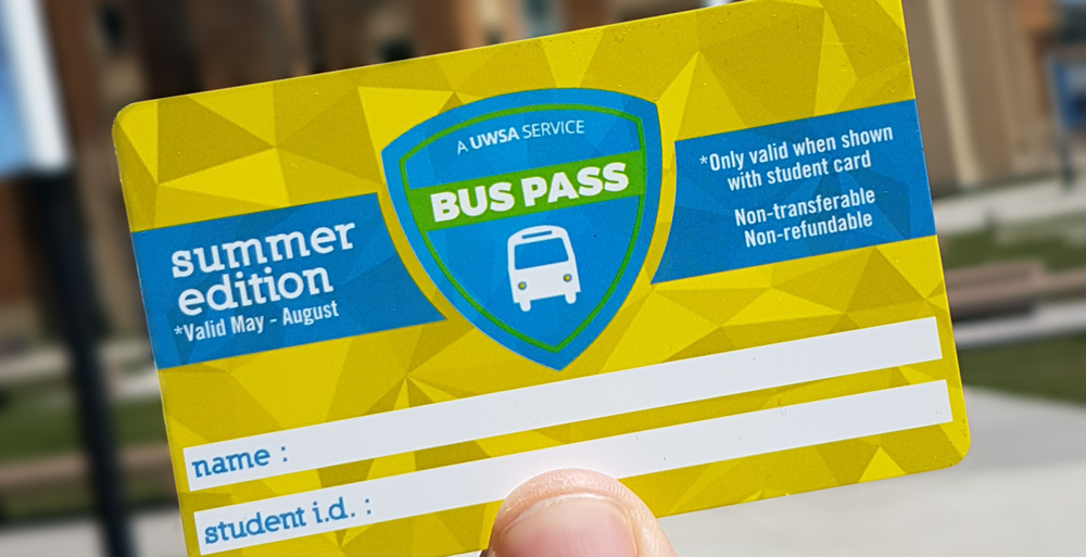 summer bus pass